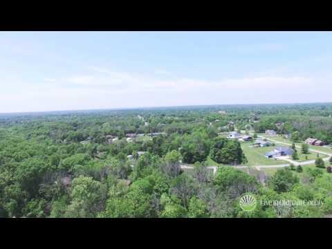 Kentucky Acres Neighborhood, Oldham County, Crestwood, Kentucky 2016 HD