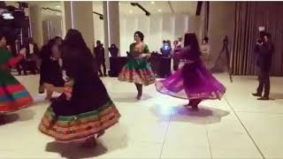 Afghan Best Attan dance- Girls Attan Dance- 2017