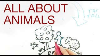 ALL ABOUT ANIMALS explained by Hans Wilhelm