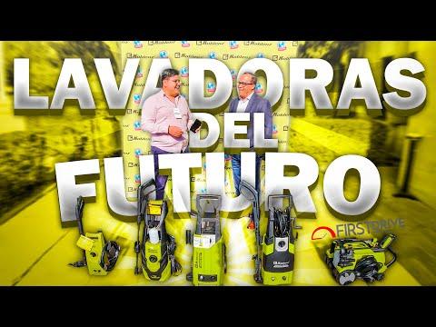 HIDROLAVADORAS KOBLENZ: LA MINI LAVADORA DEL FUTURO