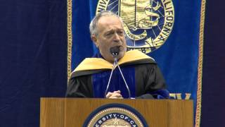Robert Reich addresses Berkeley