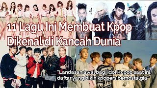Lagu Kpop Legendaris Paling Terkenal ! EXO BIGBANG SNSD IKON BTS BLACKPINK 2NE1 SUPER JUNIOR TVXQ