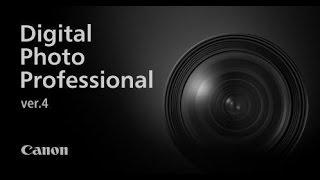 Hướng Dẫn Cài Đặt Phần Mềm Digital Photo Professional - Nhatphotoshop