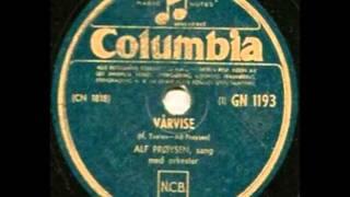 Alf Prøysen: Vårvise (1950)