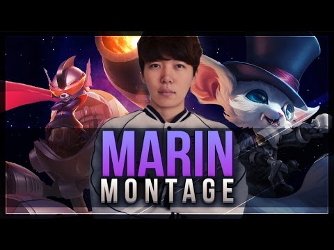 "Marin Montage ""The Faker of Top Lane"" 