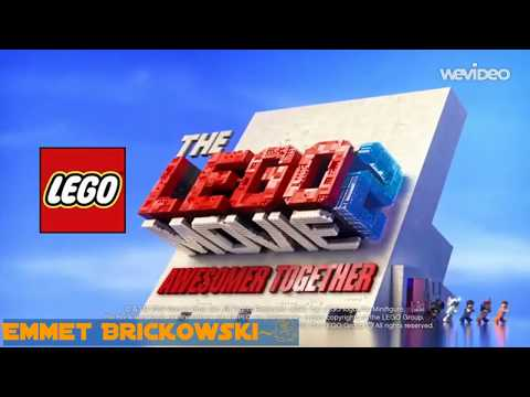 [ Super Cool, Emmet ] - The LEGO Movie 2: The Second Part Mp3