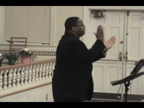 Pastor Pete Palmer - The pain of not knowing God as a friend - 4 of 6