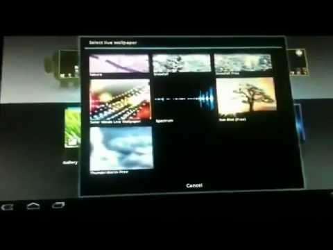 BEST FREE LIVE WALLPAPERS FOR ANDROID 2011 - 2012