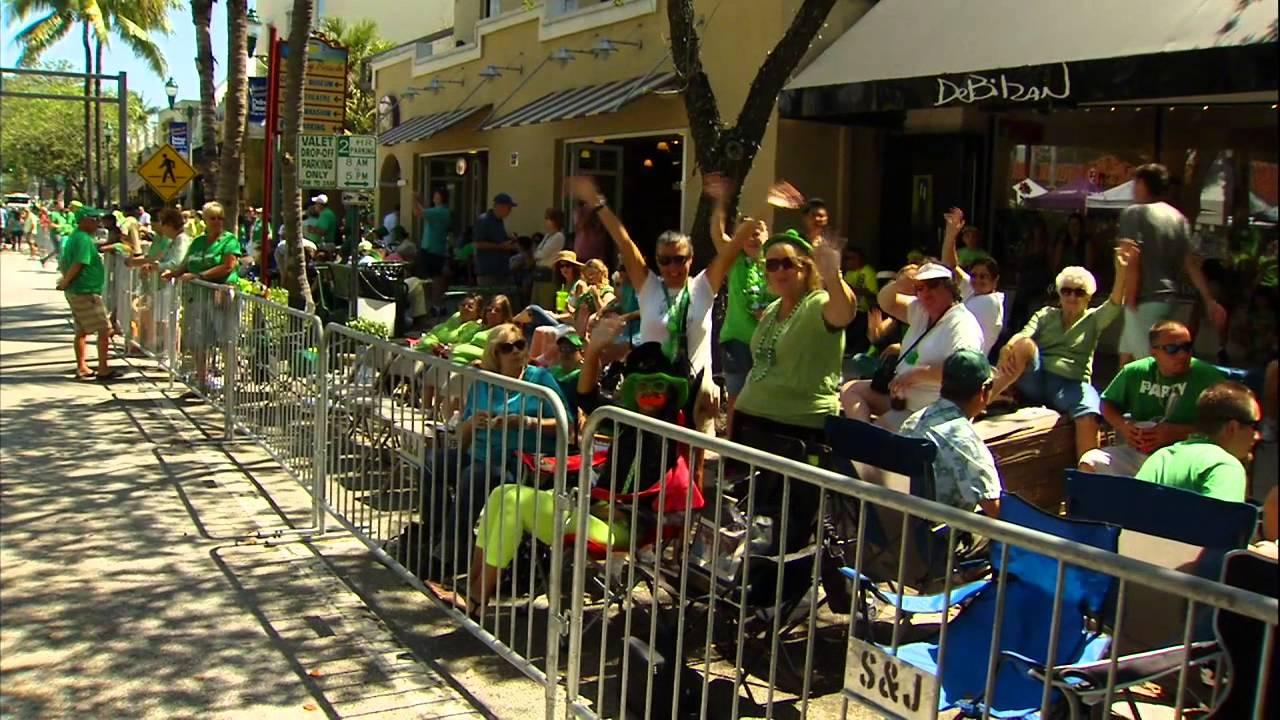 Delray Beach St Patricks Day Parade Code 3 Events Inc You