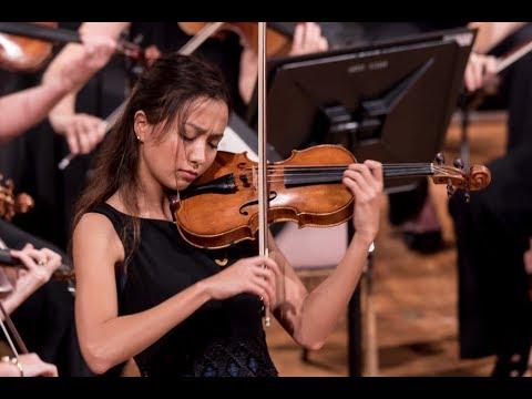 Sibelius Violin Concerto in D minor, Op.47 - Anna Da Silva Chen  / Sarah-Grace Williams / TMO