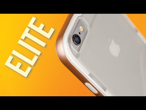 Tech21 Evo Elite Case for iPhone 6/6s - Review - Sleek looking case!