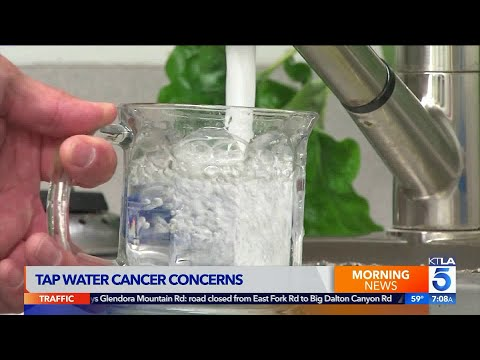 Study Raises Concern Over California Tap Water