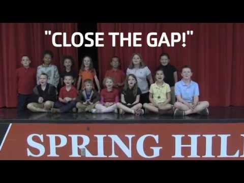 YMCA Hernando School Age Programs - Closing the Gap!