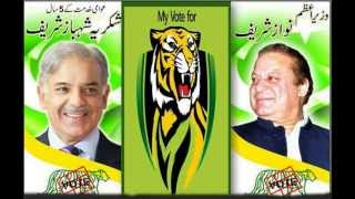 PMLN New song may 2013|HD| PMLN Canada West)