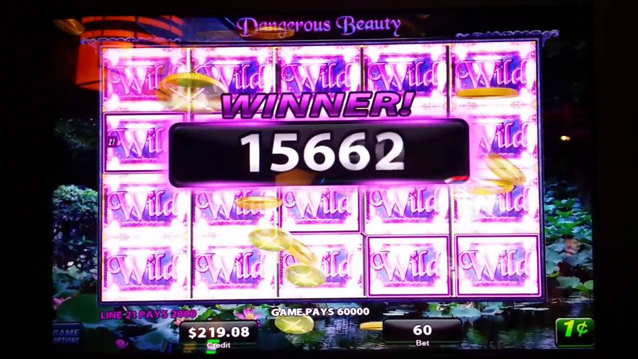 Dangerous Beauty Slot Machine