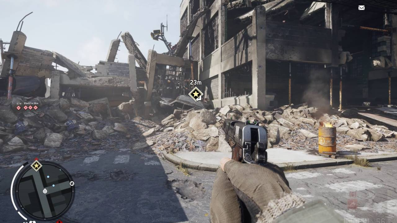 Homefront The Revolution PC gameplay