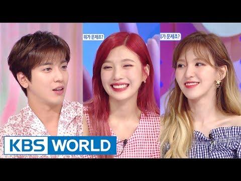 Hello Counselor -Joy, Wendy, Jung Yonghwa, Yang Sehyung [ENG/TAI/2017.07.24]