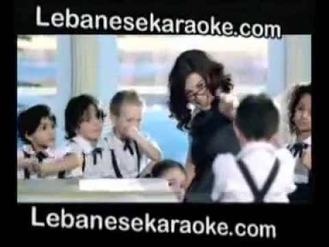 اغنية نانسي عجرم شاطر شاطر flv