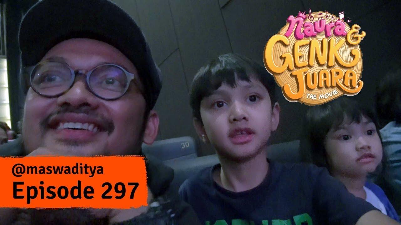 Nonton Premiere Film Naura dan Genk Juara! - YouTube