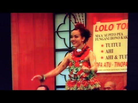Winner Miss Heilala 2007 - Tessi Leila Toluta'u (Tau'olunga)