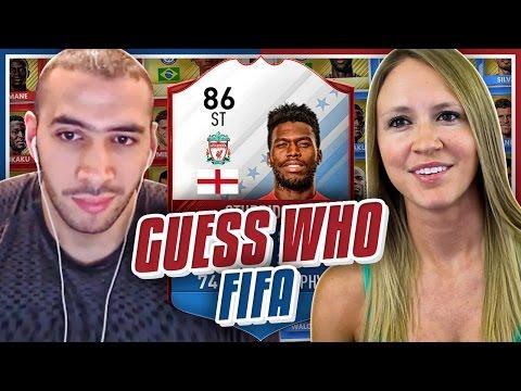 *NEW SERIES* FIFA 17 GUESS WHO VS ITANI ! FT FUT BIRTHDAY STURRIDGE