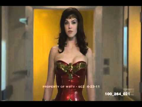 wonder woman 2011 credits