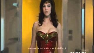 wonder woman 2011 credits