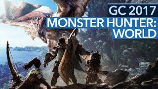 Monster hunter: world auch für serieneinsteiger geeignet? - fazit zu gameplay-demo