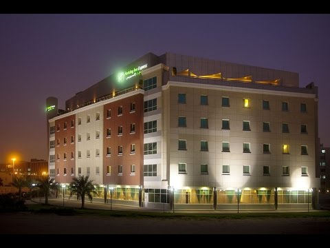 Hotel Holiday Inn Express Dubai Safa Park