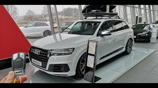 2019 Audi SQ7 4.0TDI quattro