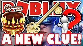 A New CLUE for the COPPER KEY! - Roblox Ready Player One Event | Decoding the Latest Clues