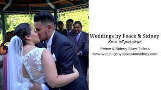 Jesyka & Julio Wedding Day Love Story - Weddings By Peace & Sidney