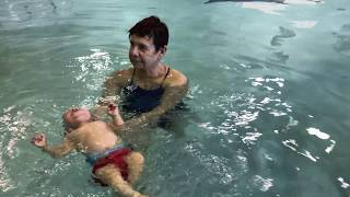 Infant Survival Swimming Classes of a Premature Baby