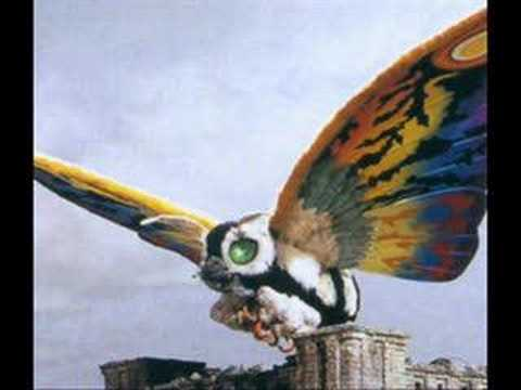 Mothra Transformation - YouTube