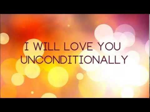 Katy Perry -  Unconditionally lyrics ♥