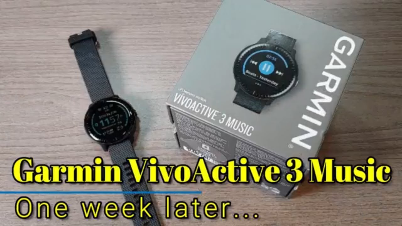 ad2fef68563 Garmin Vivoactive 3 Music: The nearly perfect GPS smartwatch for me ...