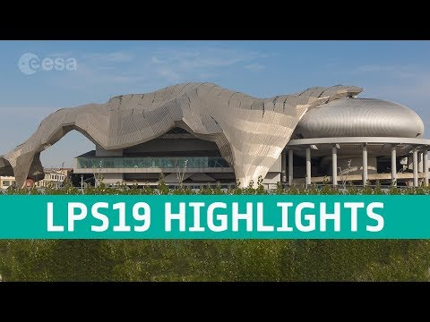 Highlights from our Living Planet Symposium