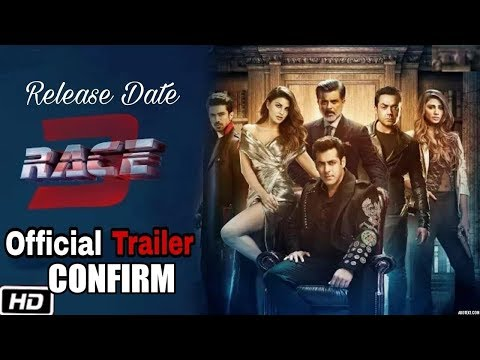 Race 3 Official Trailer | Release Date...