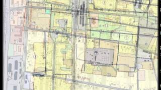 DIY:Детальный план территории. Урок 1. План существующего использования территории.