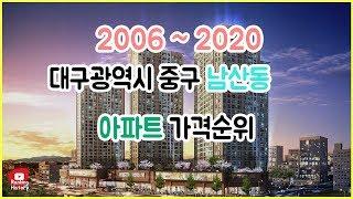 대구 중구 남산동 아파트 실거래가 ▶ 매매 가격 순위 …