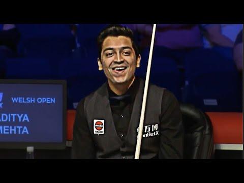 An Unforgettable Snooker Exchange