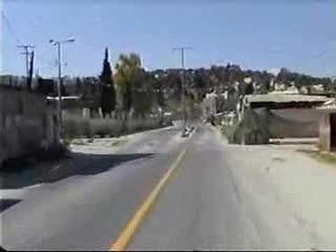 Olmert's dream for Hebron