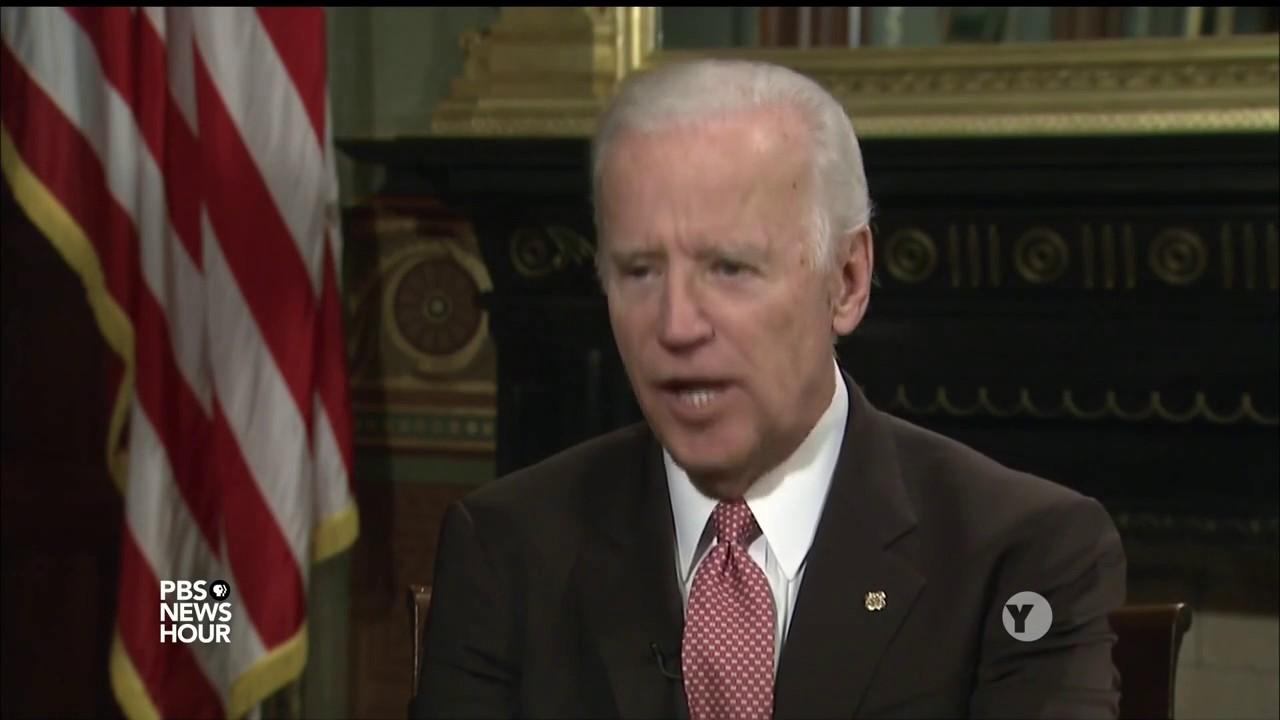 Biden Says Democrats Should Give Trump SCOTUS Nominee Hearing, Vote
