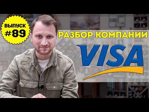 Влог №89: Полный разбор компании VISA по фундаментальным показателям