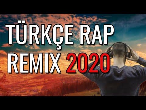 TÜRKÇE RAP REMİX 2020 - Yeni Türkçe Rap Şarkıları Remix