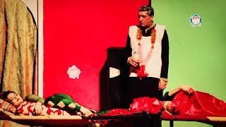 Zafri Khan and Jiya Butt with Goshi 2 Stage Drama Budha Baazigar Comedy Clip 2019