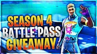 * NOVO * SKIN-Brite artilheiro está aqui! | V-Bucks Giveaway! (Battle Royale do Fortnite)