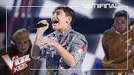 Marcos Díaz - Chandelier | Semi final | The Voice Kids Antena 3 2019