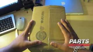 Parts Express Unboxing #2