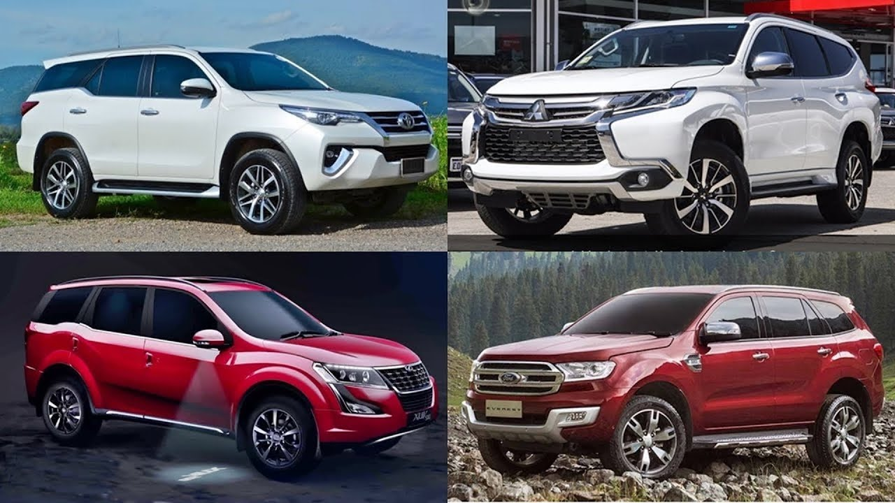 TOP 6 Best SUV Middle East 2019